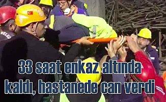 Cami enkazından yaralı kurtarılan mühendisten acı haber