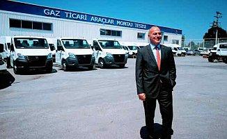 GAZ Türkiye'den ihracat atağı
