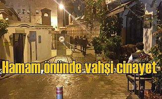 Karaköy'de korkunç cinayet, cesedi cami görevlileri buldu