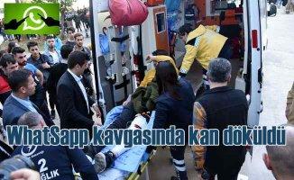 Akdeniz Üniversitesi'nde whatsapp kavgasında kan döküldü