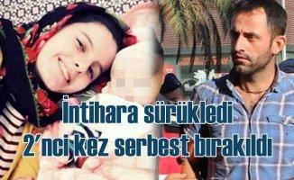 Ayşenur'u Güven'i ölüme sürükleyen adam yine tahliye edildi
