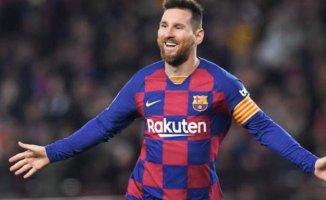 Ballon d'Or ödülünün sahibi 6. kez Lionel Messi oldu.
