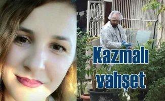 Darıca'da vahşet, Eşini kazma sapıyla döve döveöldürdü