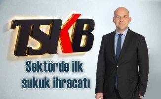 Doğalgaz Dağıtım sektöründe ilk sukuk ihracı TSKB'den