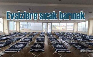 İBB, kış süresince evsiz vatandaşları misafir etmeye hazırlanıyor