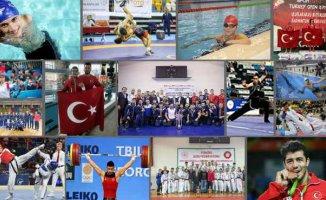 İstanbul BBSK, 2019'u bin 553 madalya ile tamamladı