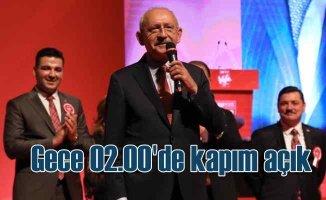 Kılıçdaroğlu; Cumhuriyeti, demokrasiyle taçlandıracağız