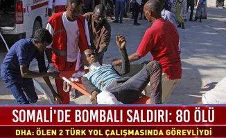 Somali'de katliam saldırısı, 94 ölü var, 4 Türk vatandaşı can verdi