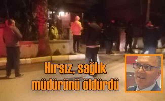 Torbalı'da cinayet, Sağlık Müdürü ile bir sağlıkçı katledildi