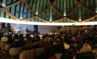 Üsküdar'da müzik, şiir ve komedi bir araya geldi