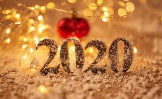 Yeni yılınız kutlu olsun, 2020 yılı sağlık, mutluluk ve huzur getirsin