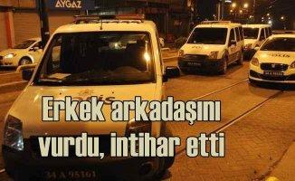 Zeytinburnu Merkezefendi'de cinayet ve intihar