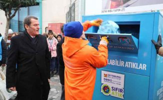 Zeytinburnu'nun 'Sıfır Atık' Mahallesi | Merkezefendi