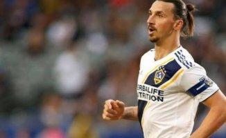 Zlatan Ibrahimovic için flaş iddia