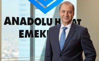 Anadolu Hayat Emeklilik'in aktif büyüklüğü 27 milyar TL'yi aştı