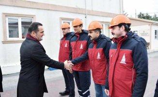Beyoğlu Afet Koordinasyon Mekezi hizmete açıldı