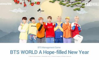 """BTS WORLD'de Kore Yeni Yılı """"Seollal"""" kutlaması var"""