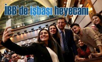 İBB'de yeni işe giren gençlere İmamoğlu'ndan 'Adil olun' uyarısı