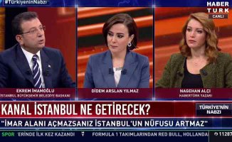 İmamoğlu | Erdoğan'ı Kanal İstanbul için ikna ederim