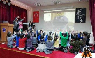 İstismara karşı 'Çocuk Gücü Projesi'nin ilk eğitimleri başladı