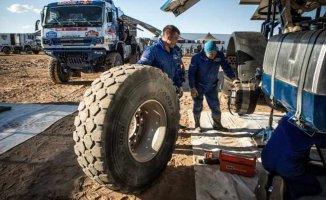 KAMAZ-master ekibi, Goodyear lastikleriyle 2020 Dakar Rallisi'nde zirvede yer aldı