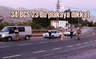 Konya'da beyaz Şahin araçla çocuk kaçırmaya kalktılar