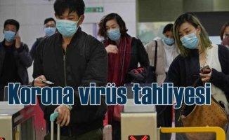 Korona virüs tahliyesi | 32 vatandaşımız tahliye ediliyor