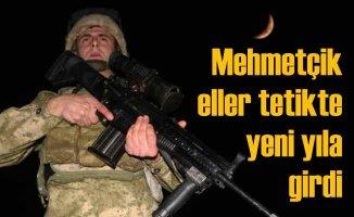 Mehmetçik'ten 2020 için selam var | Deniz piyadeleri yeni yıla eller tetikte girdi