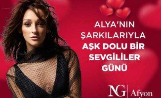 NF Afyon, Sevgililer Günü için 'Aşk Paketi' hazırladı