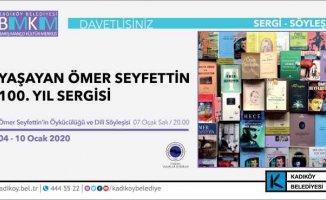 Ömer Seyfettin, vefatının 100. yılında Kadıköy'de alınıyor
