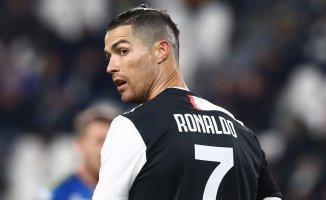 Ronaldo Juventus'ta tarih yazıyor