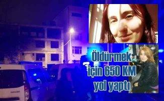 Seydişehir'de cinayet, boşandığı kocasını öldürmek için İstanbul'dan geldi