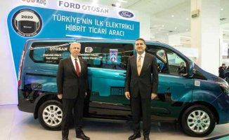 Türkiye'nin ilk şarj edilebilir elektrikli hibriti Ankara yolunda