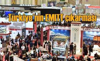 Türkiye tarih ve lezzetleriyle EMİTT Fuarı'nda