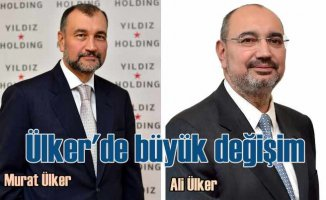 Yıldız Holding'te görev değişimi | Murat Ülker görevlerini Ali Ülker'e devretti