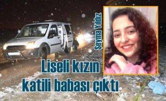 Ankara'da kızını öldürüp yol kenarına atan baba teslim oldu