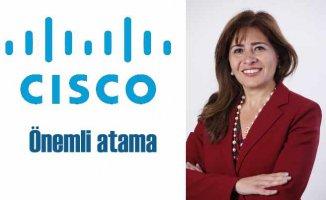 Cisco'dan, Orta Doğu ve Afrika bölgesi yönetimine üst düzey atama
