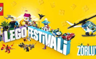 Çocuklar Zorlu'da LEGO Festivali'nde buluşuyor