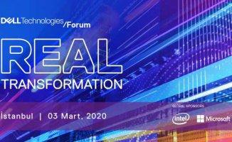 Dell Technologies Forum 2020 3 Mart'ta İstanbul'da