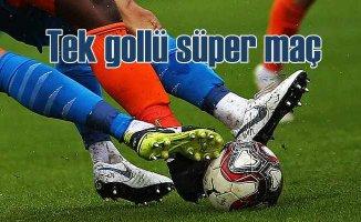 Devlet Lig'nde tek golle rövanş Lyon 1 - Juventus 0