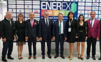 ENEREX Antalya Fuarı, katılımcıları kadar ürünleriyle de dikkat çekti