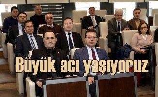 İmamoğlu'ndan 33 şehit çağrısı 'Ortak mücadeleyle bütün sıkıntıları aşarız