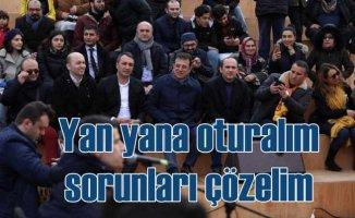 İmamoğlu'ndan Kahraman'a 'Gezi' desteği