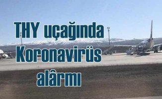 İran'dan gelen THY uçağında Koronavirüs | Uçak Ankara'ya indi