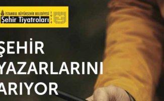 İstanbul yeni yazarlarını arıyor