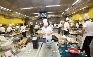 Liseli genç şefler mutfakta yeteneklerini konuşturdu