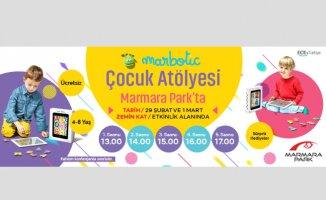 Marmara Park Mart Ayında Etkinliklerle Yine Keyif ve Eğlenceyle Dolu