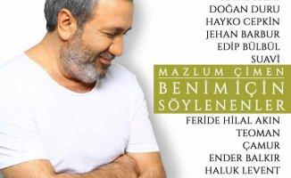 Mazlum Çimen 'Benim için söylenenler' albümü çıktı