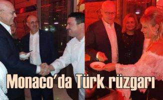 Monaco'da Türk Gecesi | Türk lezzetlerine hayran kaldılar