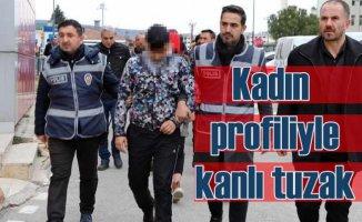 Samet Çalışkan cinayeti, Sosyal medyada kadın profiliyle kanlı tuzak